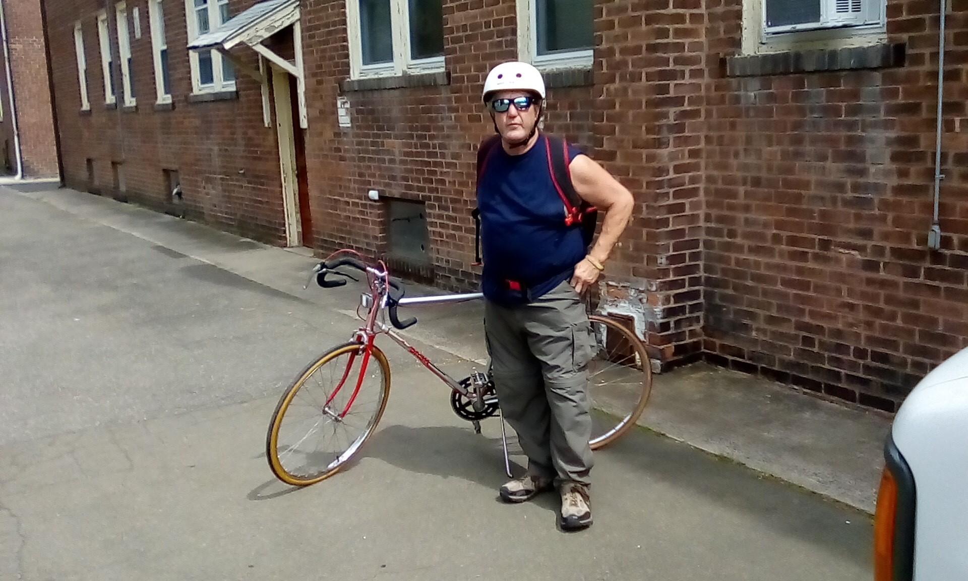 Photo: Bikes for Vets Program